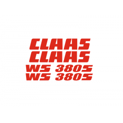 Claas WS 380S