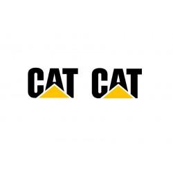 Naklejki CAT komplet
