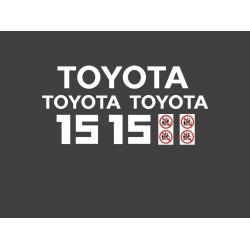 TOYOTA 6 FG 15