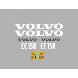 VOLVO EC 15 18 25 35 45