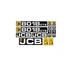 JCB CTS 8008 8010 8014 8016...