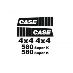 CASE 580 Super K 4x4