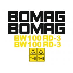 BOMAG BW 100 AD-3