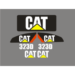 CAT / CATERPILLAR 323D
