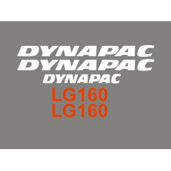 DYNAPAC LG160 LG200 LG300...