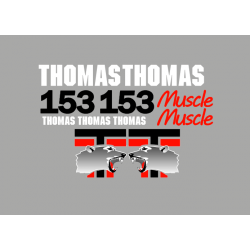 THOMAS 153 MUSCLE