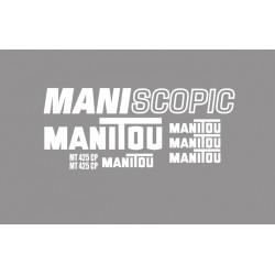 MANITOU MANISCOPIC MT 425 CT
