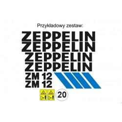 ZEPPELIN ZM 9, 10, 12, 13,...