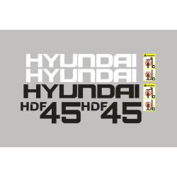 HYUNDAI HDF 45