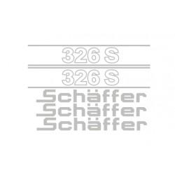 SCHAFFER 326 S