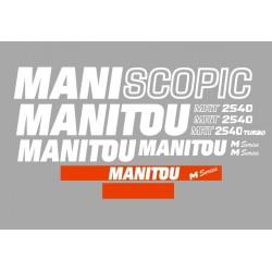 MANITOU MANISCOPIC MRT 2540
