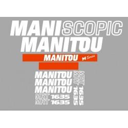 MANITOU MRT 1635