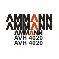 AMMANN AVH 4020