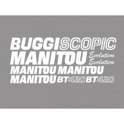 MANITOU BUGGISCOPIC BT420