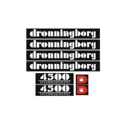 Dronningborg 4500 Hydrostatic